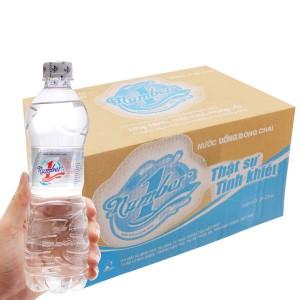 Thùng 24 chai nước tinh khiết Number1 500ml