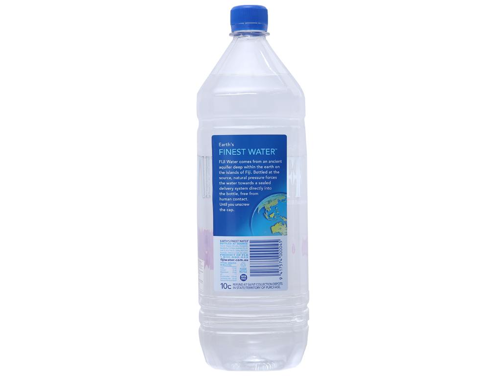 Nước khoáng Fiji 1.5 lít 2