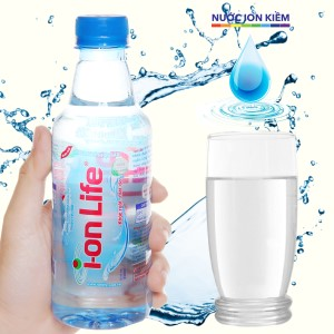 Nước uống i-on kiềm Akaline I-on Life 330ml