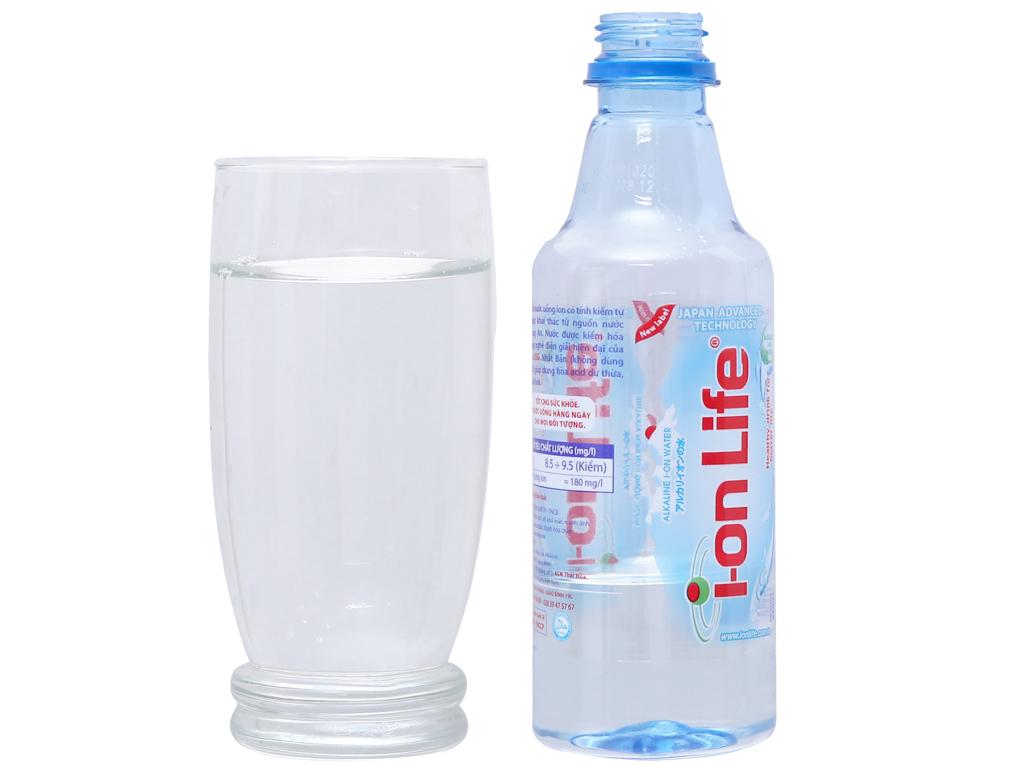 6 chai nước khoáng I-on Life 330ml 4
