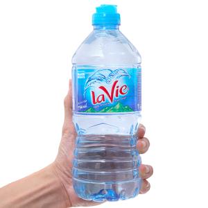 Nước khoáng La Vie 750ml