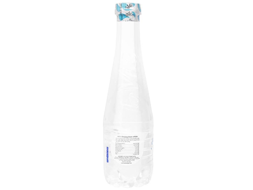 Nước khoáng La Vie Premium 400ml 2