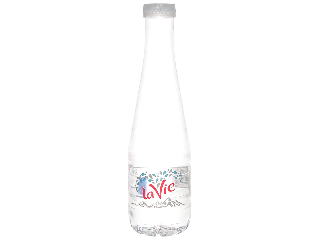 6 chai Nước khoáng La Vie Premium 400ml 2