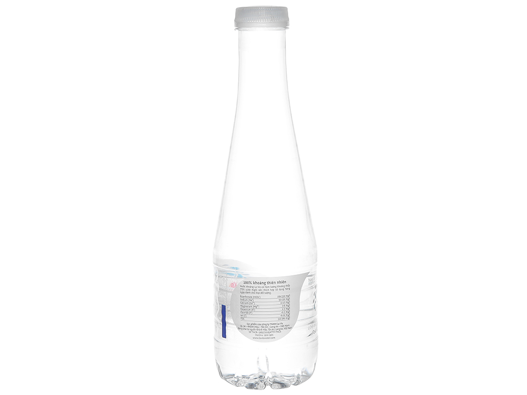6 chai Nước khoáng La Vie Premium 400ml 3