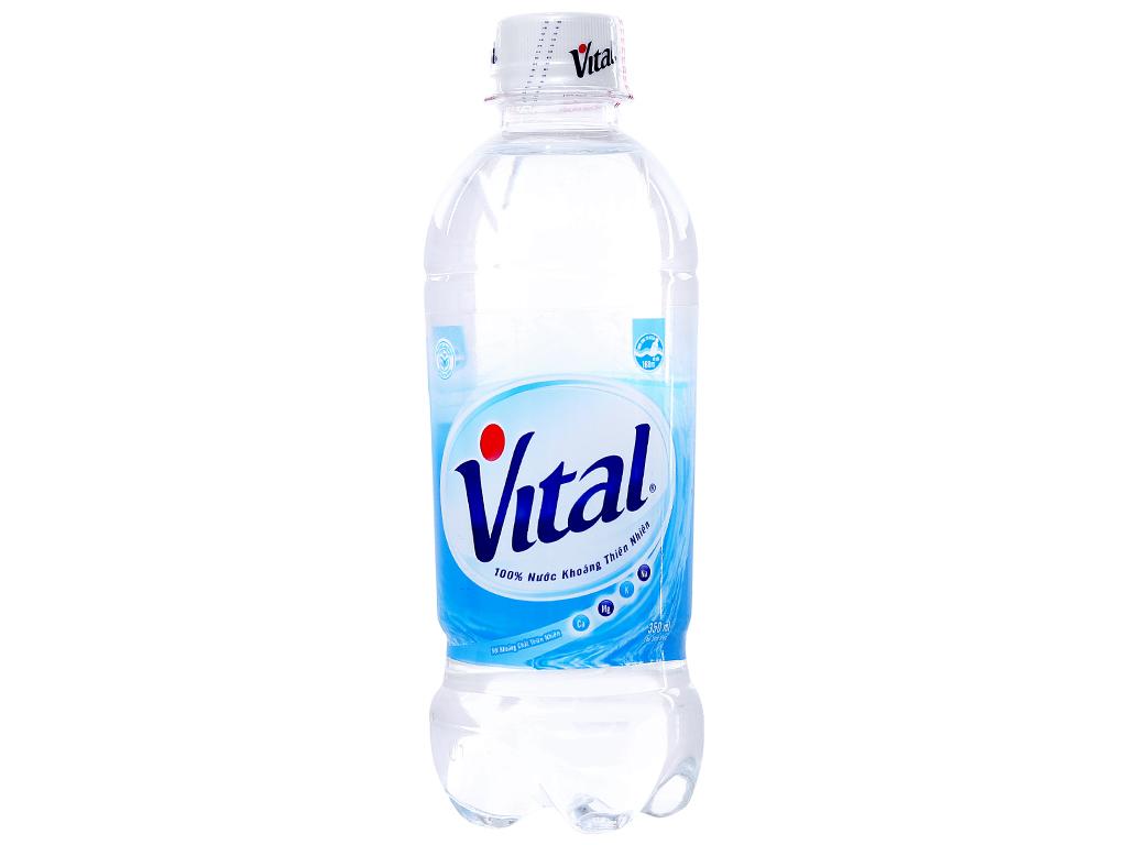 Nước khoáng Vital 350ml 4