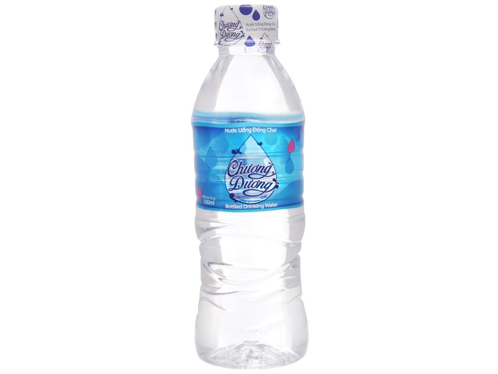6 chai nước khoáng Chương dương 350ml 2