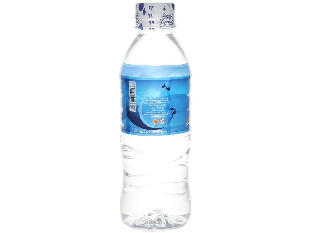 6 chai nước uống Chương Dương 350ml 3