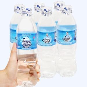 6 chai nước uống Chương Dương 500ml