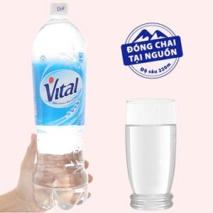 Nước khoáng Vital 1.5 lít
