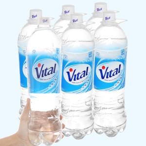 6 chai nước khoáng Vital 1.5 lít