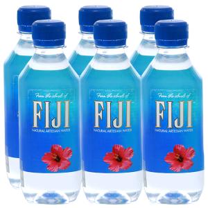 6 chai nước khoáng Fiji 330ml