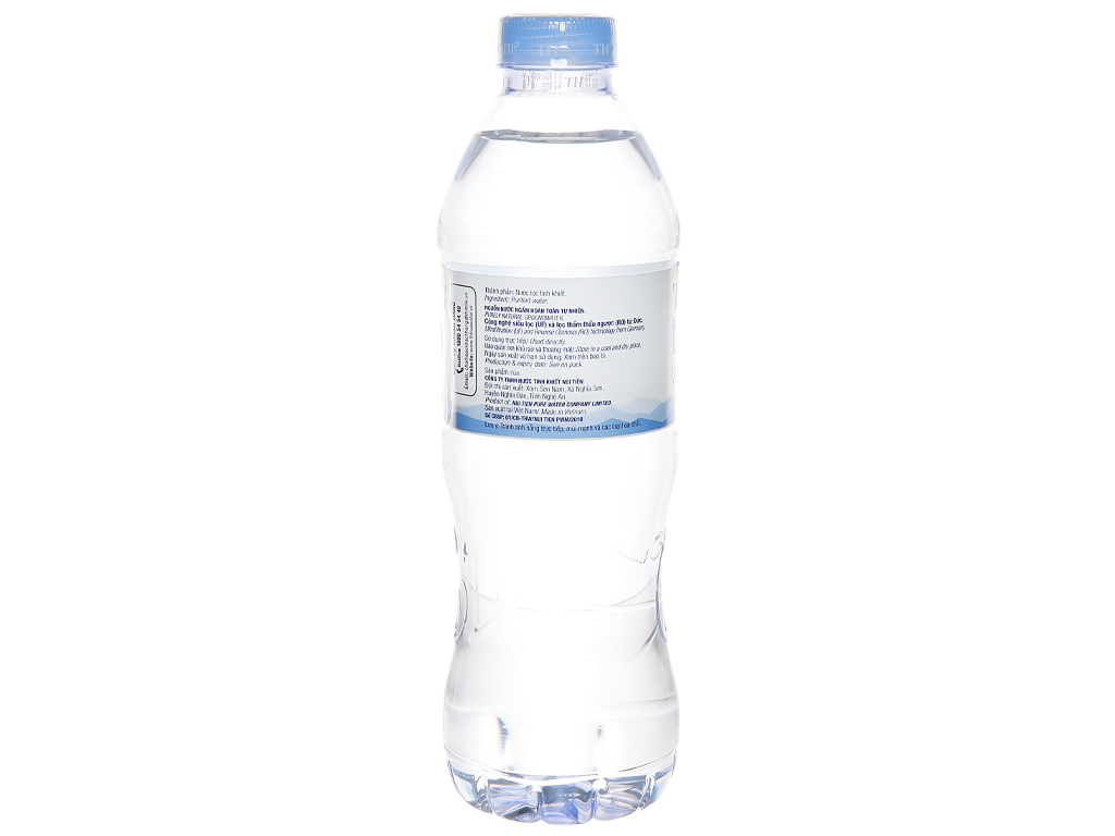 6 chai nước tinh khiết TH True Water 500ml 3