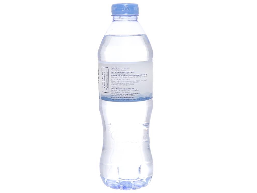 Thùng 24 chai nước tinh khiết TH True Water 500ml 3