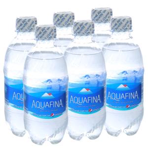 6 chai nước tinh khiết Aquafina 355ml