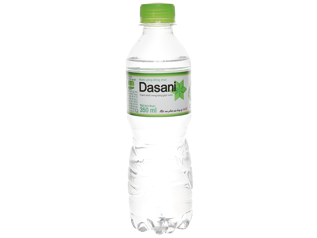 24 chai nước tinh khiết Dasani 350ml 2