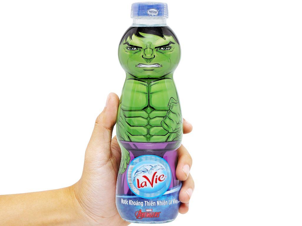 6 chai nước khoáng La Vie Kid 330ml 5