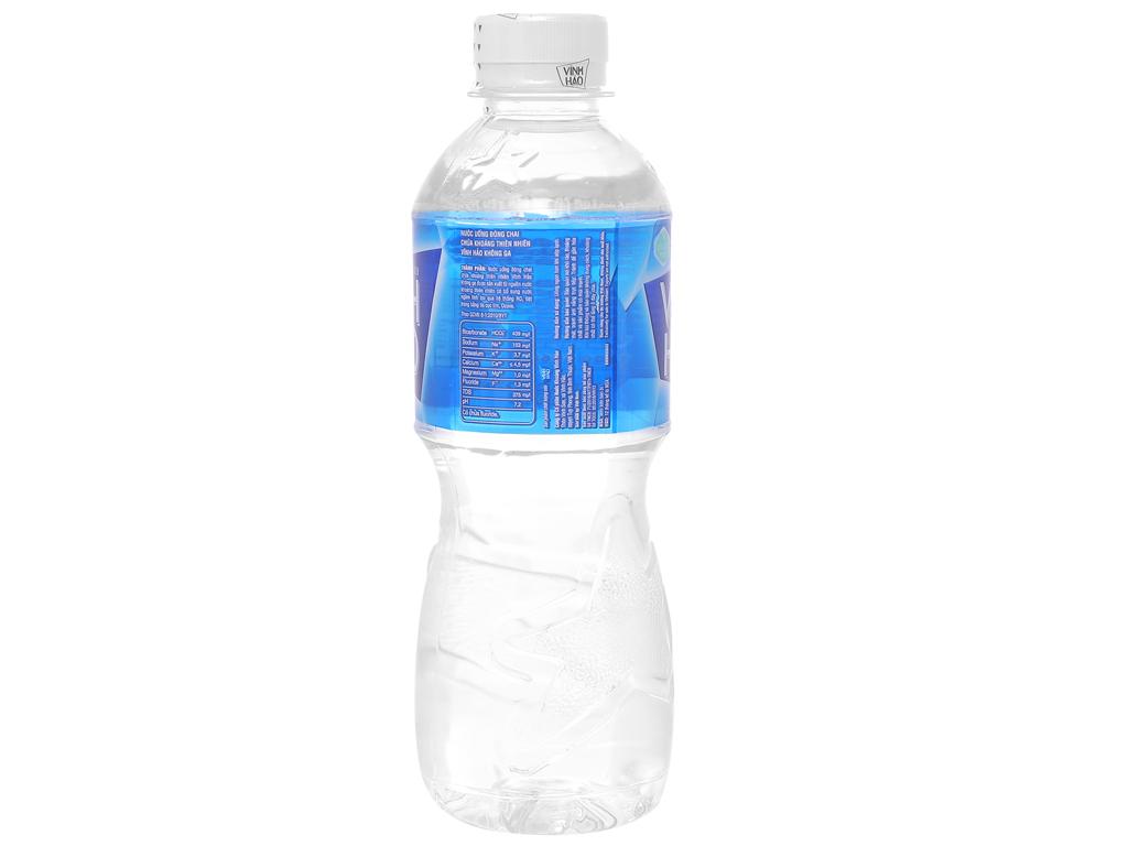 6 chai nước khoáng Vĩnh Hảo 350ml 3