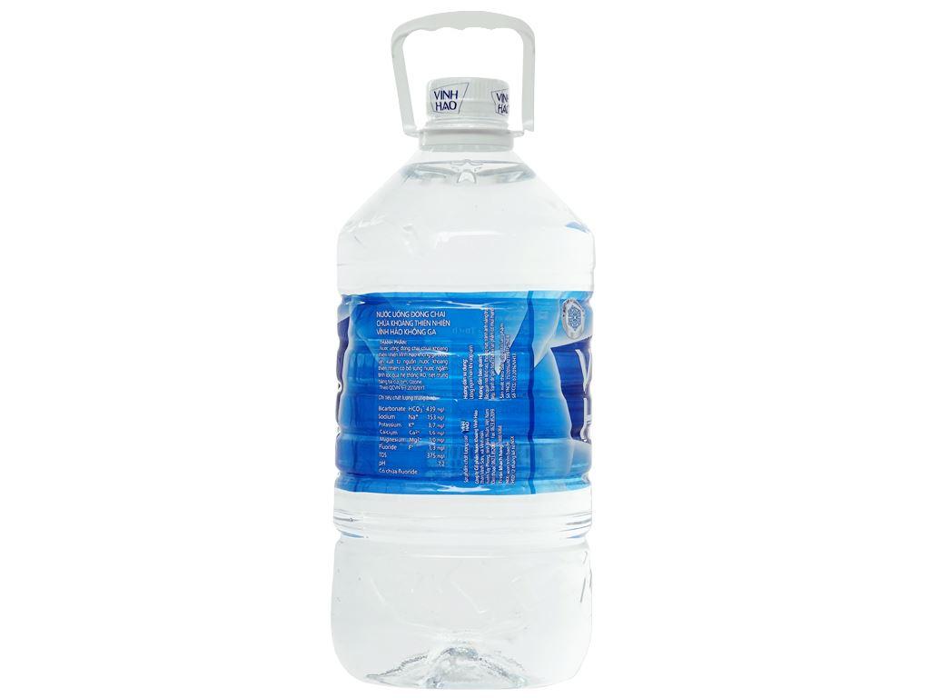 Nước khoáng Vĩnh Hảo 5 lít 2