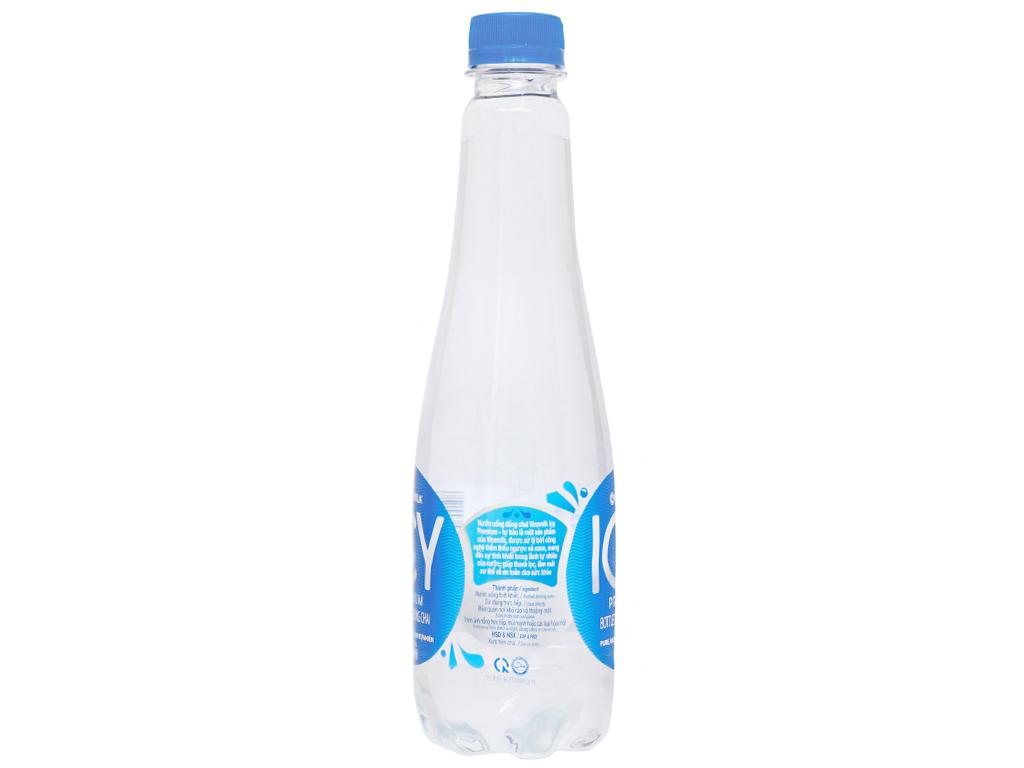 Thùng 24 chai nước tinh khiết ICY Premium 450ml 9