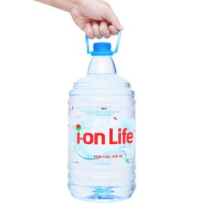 Nước uống i-on kiềm Akaline I-on Life 4.5 lít