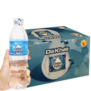 Thùng 24 chai nước khoáng Chương Dương 350ml