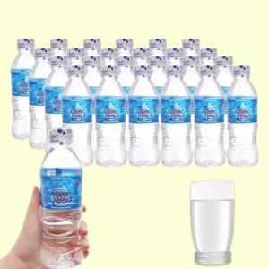 Thùng 24 chai nước uống Chương Dương 350ml