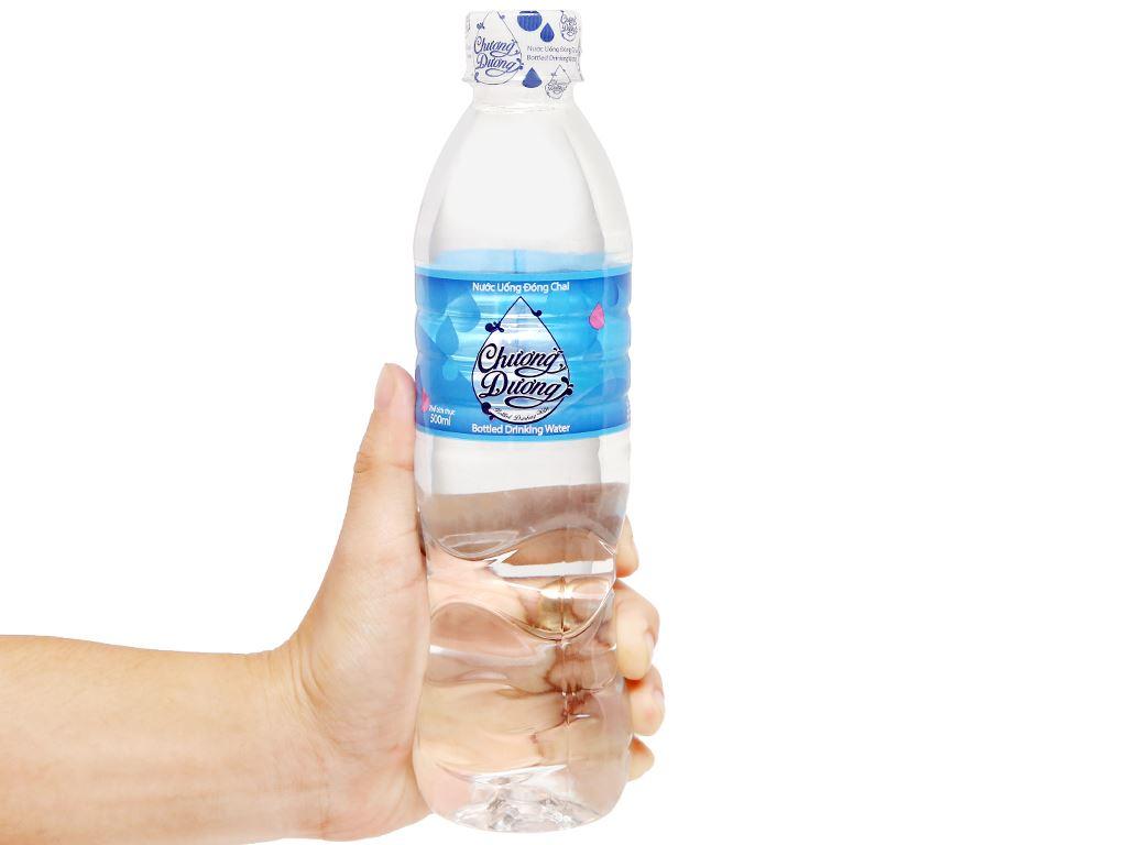 Thùng 24 chai nước uống Chương Dương 500ml 4