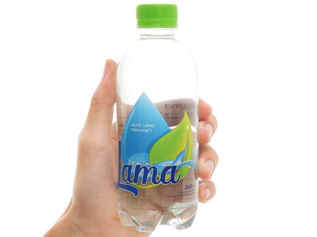 Nước tinh khiết Lama 350ml 1