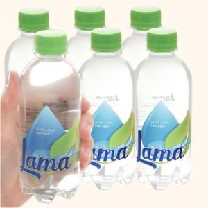 Lốc 6 chai nước tinh khiết Lama 350ml
