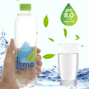 Nước tinh khiết Lama 500ml