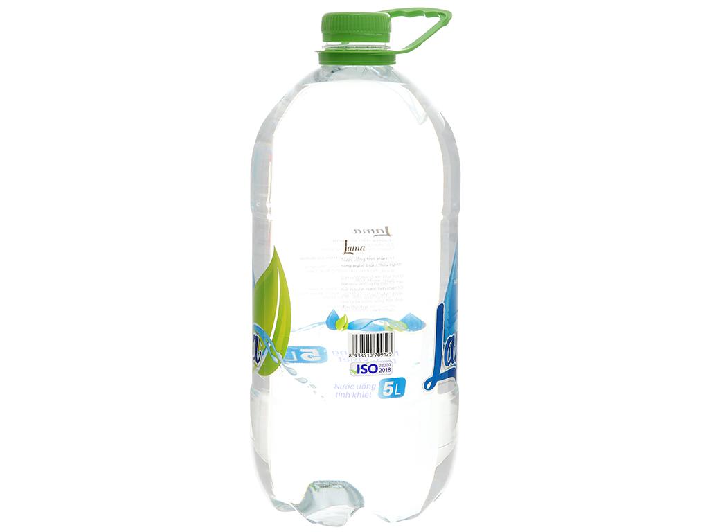 Nước tinh khiết Lama 5 lít 2