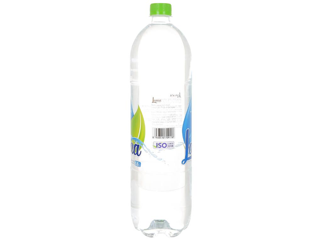 6 chai nước tinh khiết Lama 1.5 lít 3