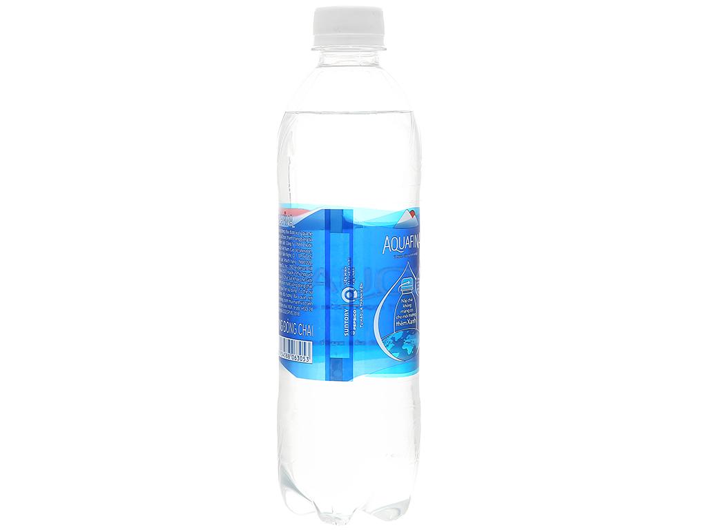 Thùng 28 chai nước tinh khiết Aquafina 500ml 4