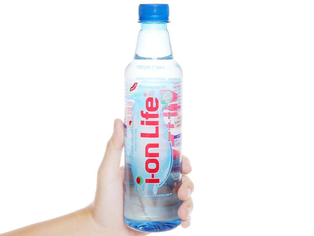 Nước uống i-on kiềm Akaline I-on Life 450ml 4