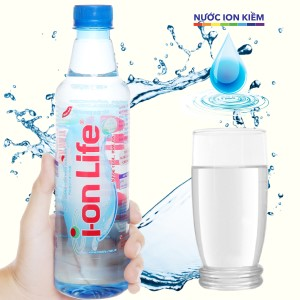 Nước uống i-on kiềm Akaline I-on Life 450ml
