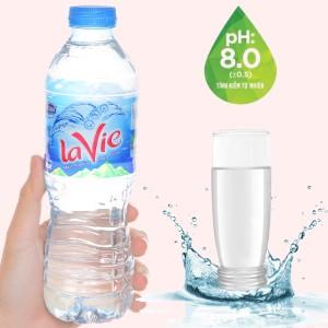 Nước khoáng La Vie 500ml