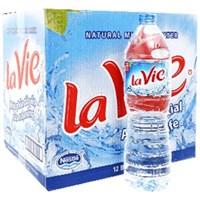 Thùng nước khoáng Lavie chai 1.5 lít (12 chai)
