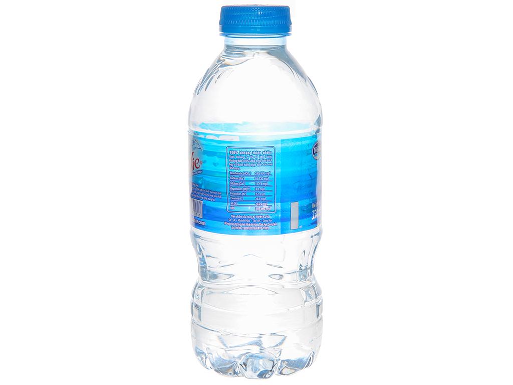 Thùng 24 chai nước khoáng La Vie 350ml 3