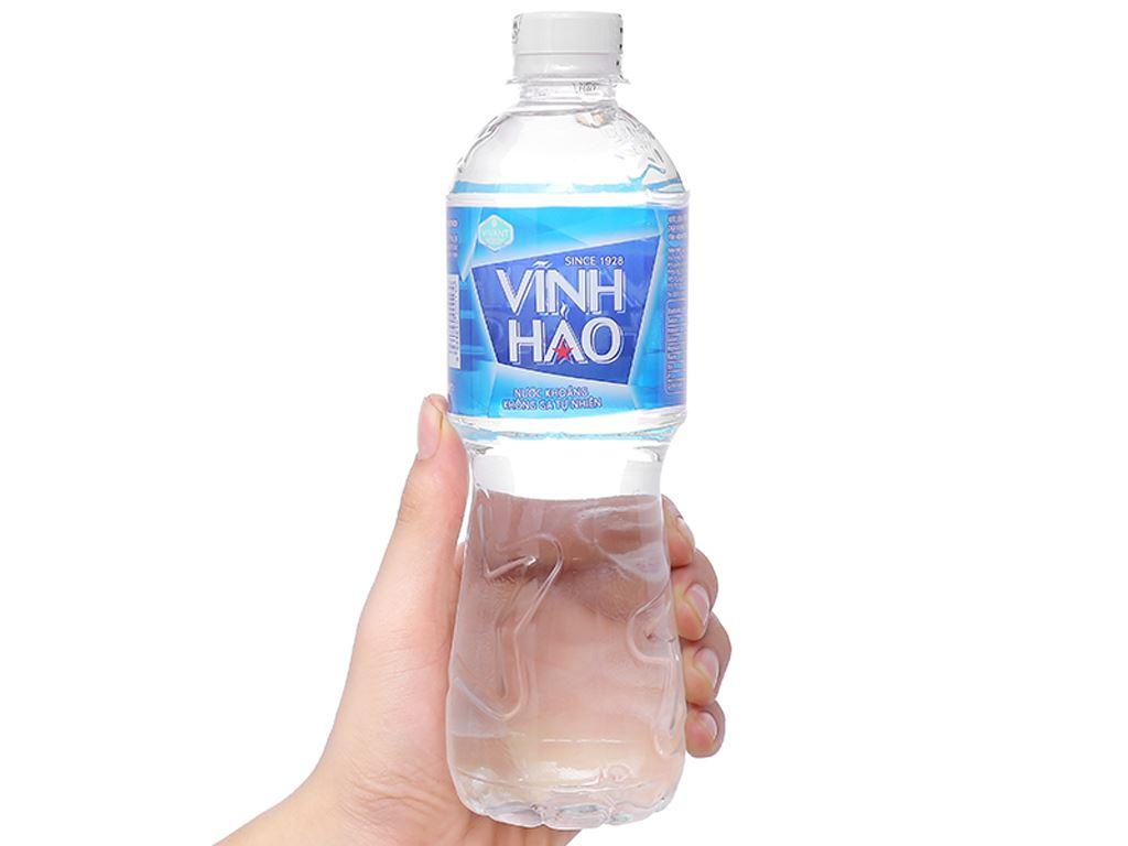 Nước khoáng Vĩnh Hảo 500ml 1