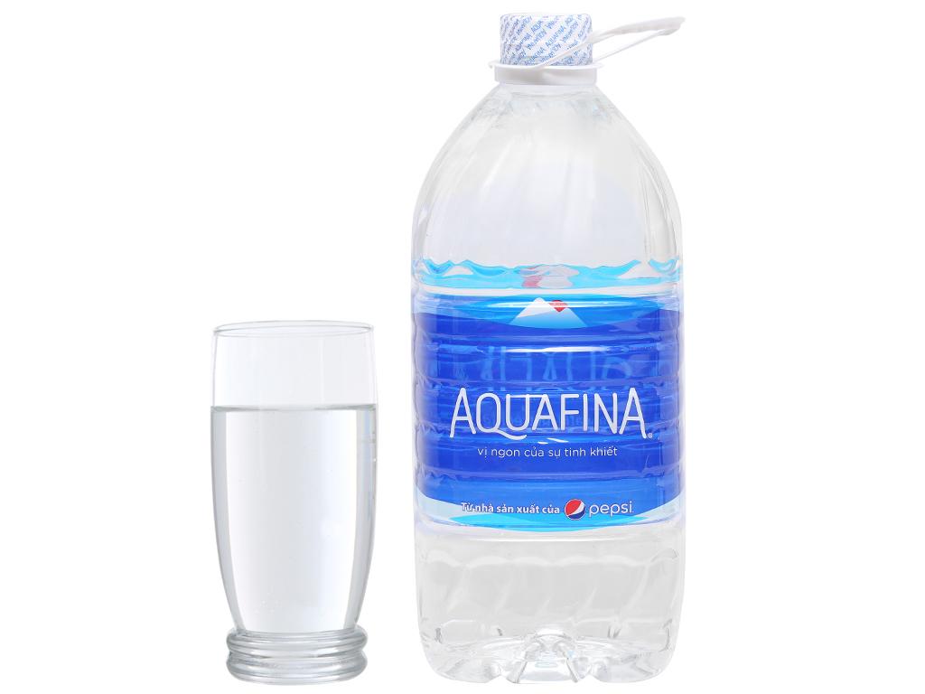 Nước tinh khiết Aquafina 5 lít 4