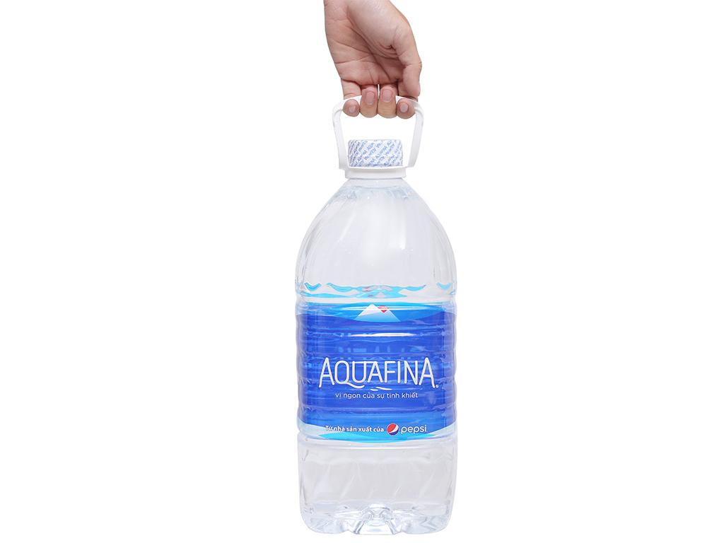 Nước tinh khiết Aquafina 5 lít 5