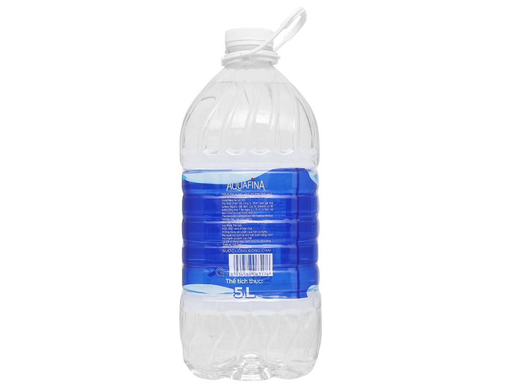 Nước tinh khiết Aquafina 5 lít 3
