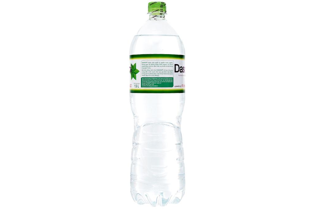 Nước tinh khiết Dasani 1.5 lít 2