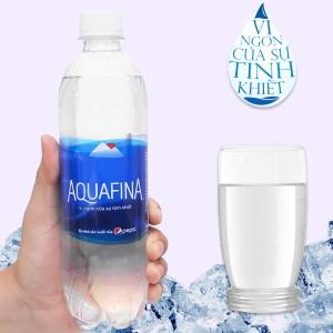Nước tinh khiết Aquafina 500ml