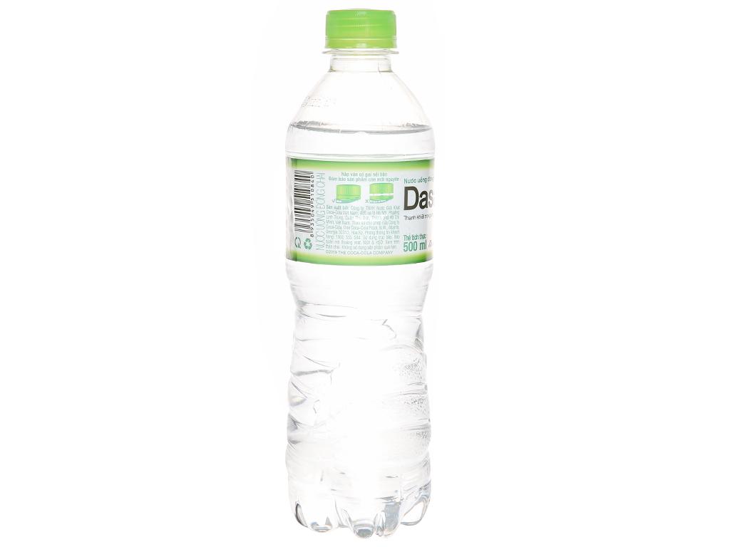 Nước tinh khiết Dasani 500ml 2