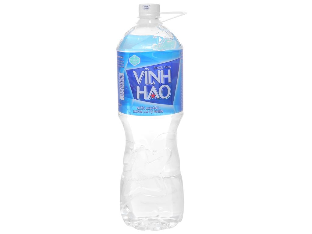 Nước khoáng Vĩnh Hảo 1.5 lít 1