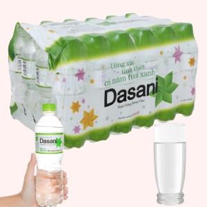 24 chai nước tinh khiết Dasani 500ml