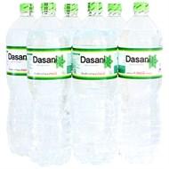 Nước tinh khiết Dasani chai 1.5 lít (6 chai )