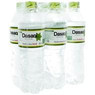 Nước tinh khiết Dasani chai 500ml (6 chai)