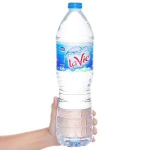 Nước khoáng La Vie 1.5 lít